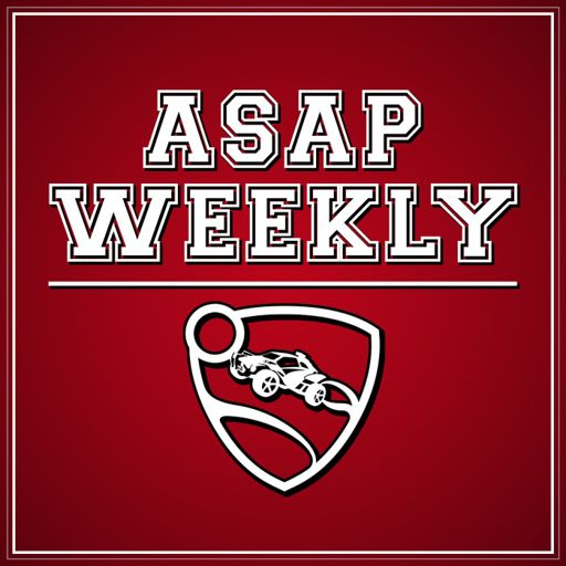 Cover art for podcast ASAPWeekly Rocket League Podcast