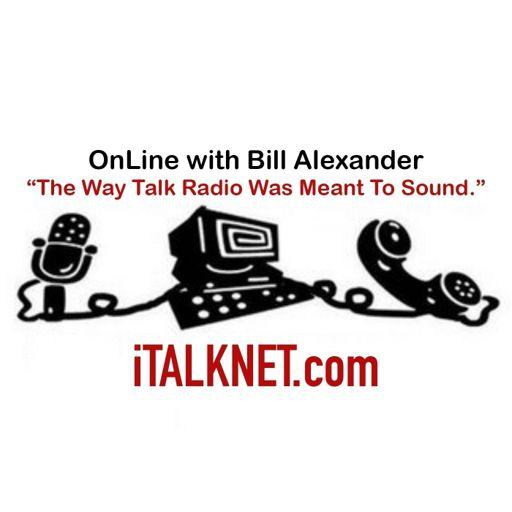Cover art for podcast OnLine with Bill Alexander (iTALKNET)