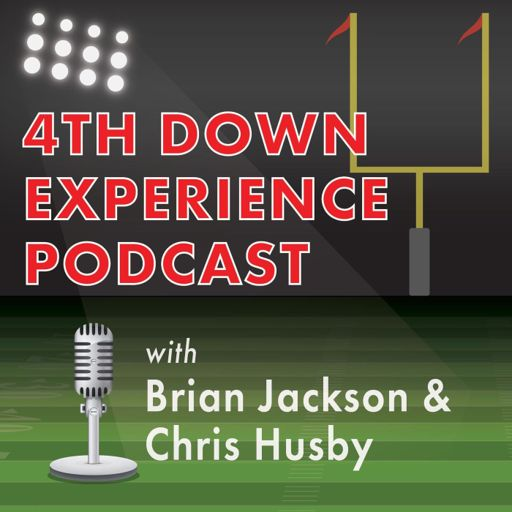 Cover art for podcast 4th Down Experience
