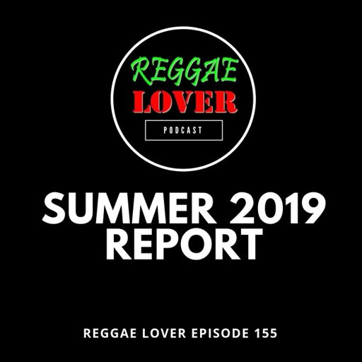 14 - Reggae Lover Podcast - Sizzla Kalonji Salute Mix from