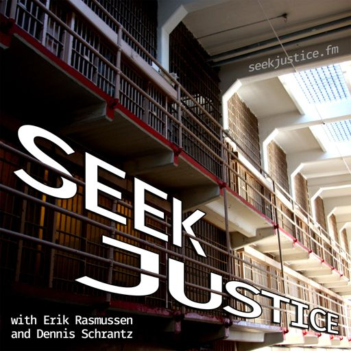 Cover art for podcast Seek Justice