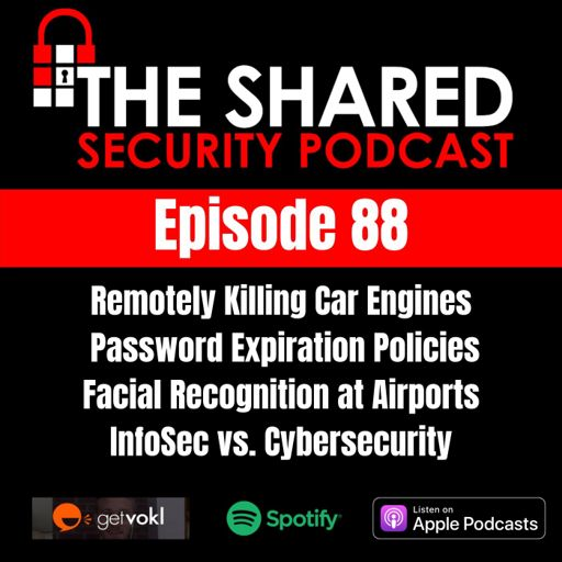 The Shared Security Podcast on RadioPublic