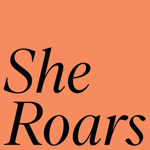 Cover art for podcast She Roars