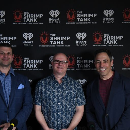 The Shrimp Tank Podcast - The Best Entrepreneur Podcast In