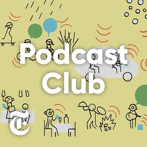 Cover art for podcast The New York Times Podcast Club