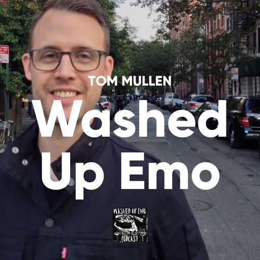Cover art for podcast Washed Up Emo