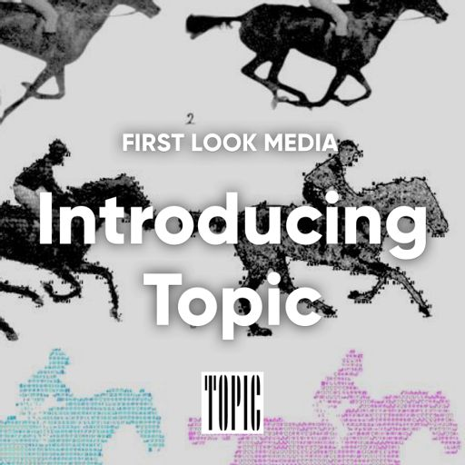 Cover art for podcast Introducing...TOPIC!