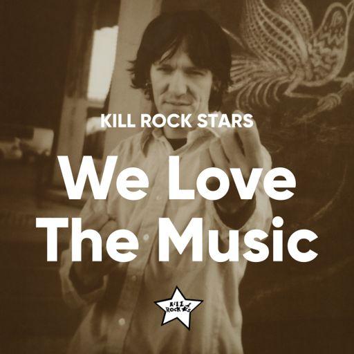 Cover art for podcast Kill Rock Stars' Favorites