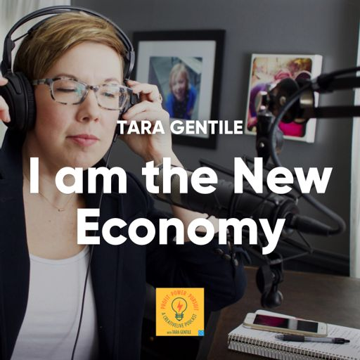 Cover art for podcast I Am The New Economy