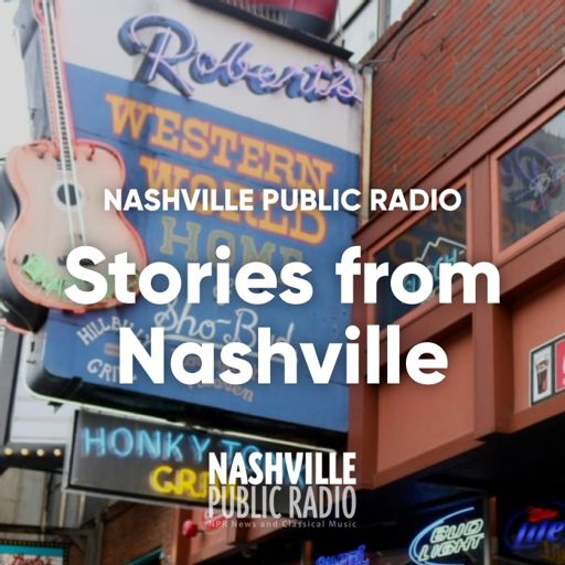 Cover art for podcast Stories from Nashville
