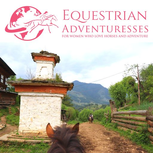 Cover art for podcast Equestrian Adventuresses Podcast