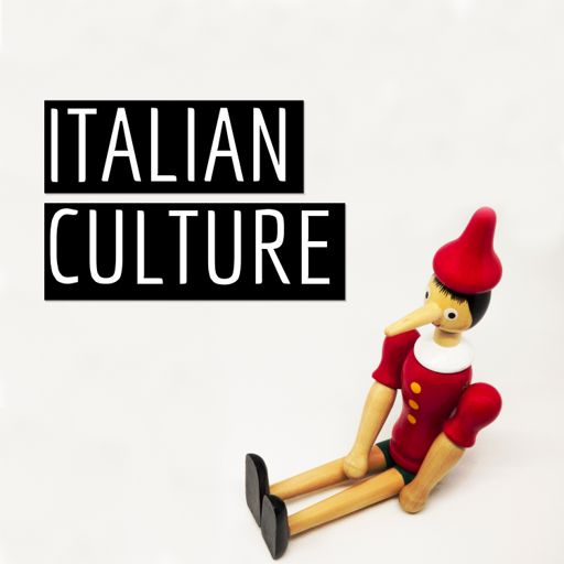 Cover art for podcast Italian Culture