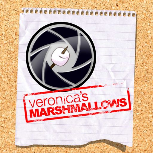 Cover art for podcast Veronica's Marshmallows | The Veronica Mars Podcast