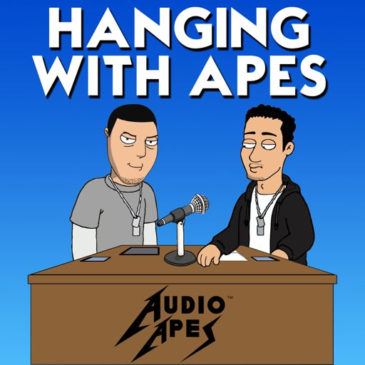 Cover art for podcast Hanging With Apes