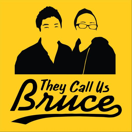 They Call Us Bruce album art