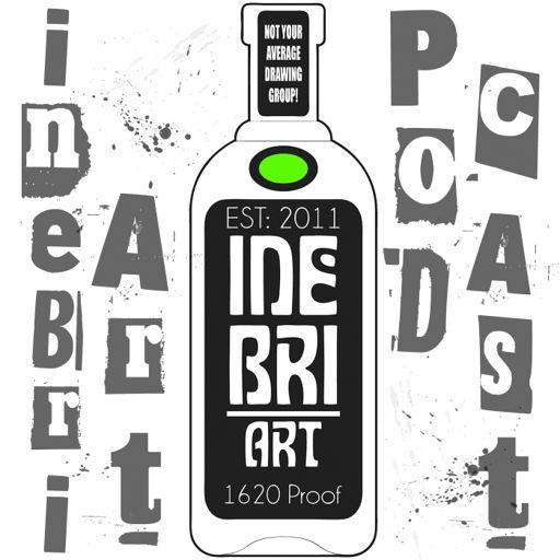 Cover art for podcast Inebriart podcast