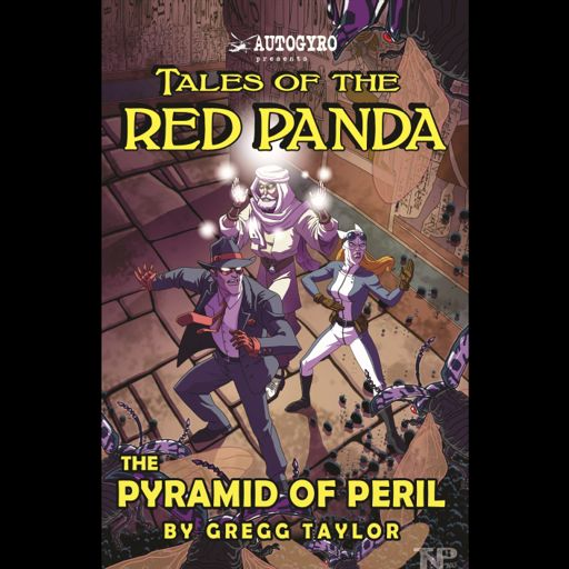 Red Panda Adventures (13) - The Hand of Fate from Decoder