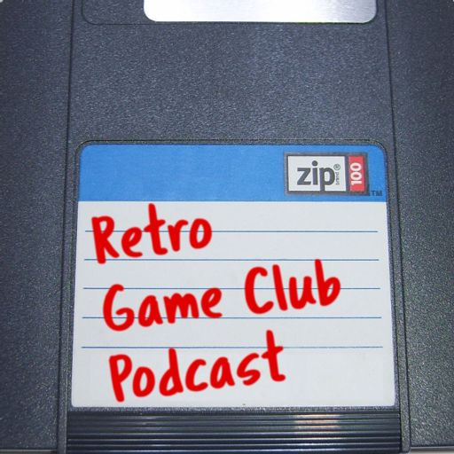 Cover art for podcast Retro Game Club
