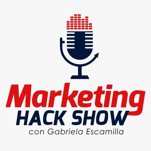 Cover art for podcast Marketing Hack Show