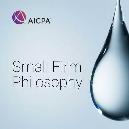 Cover art for podcast Small Firm Philosophy
