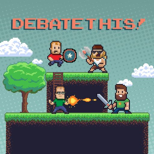 Cover art for podcast Debate This!