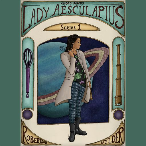 Cover art for podcast Lady Aesculapius