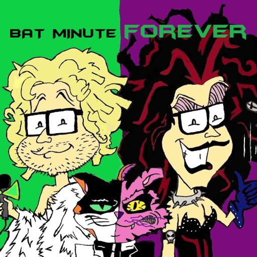 Cover art for podcast Bat Minute