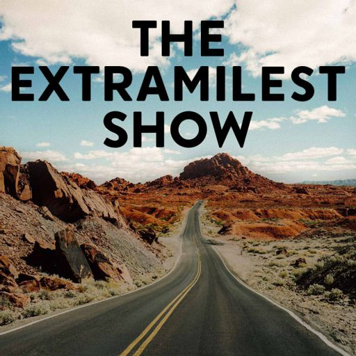 Cover art for podcast The Extramilest Podcast