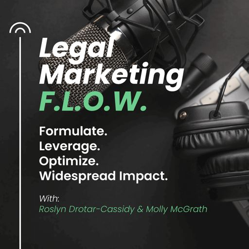 Cover art for podcast Legal Marketing Flow