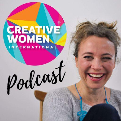 Cover art for podcast Creative Women International podcast