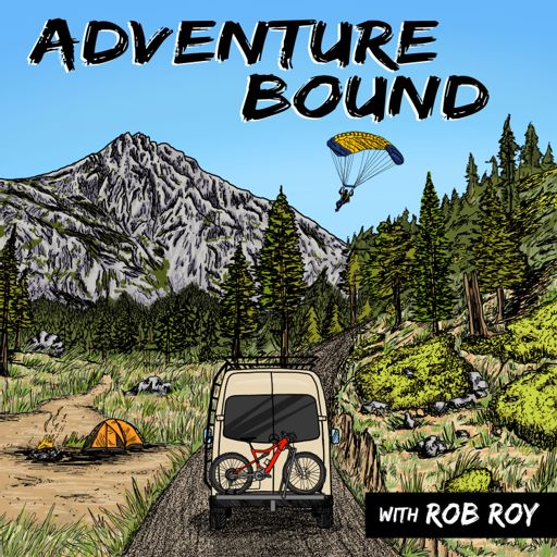 Cover art for podcast Adventure Bound