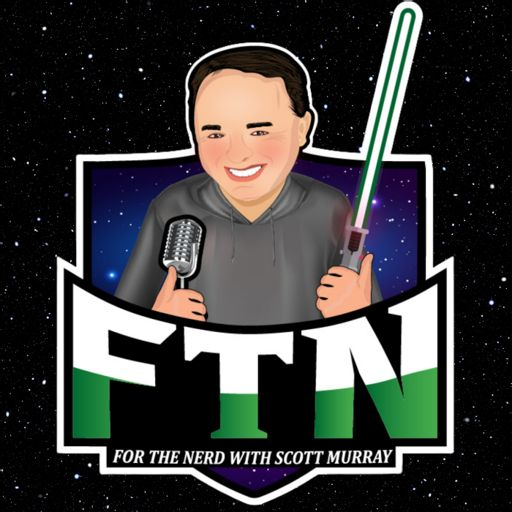Cover art for podcast For the Nerd with Scott Murray