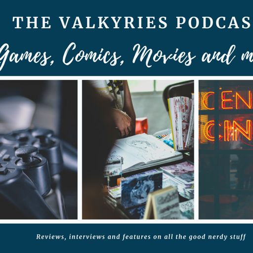 Cover art for podcast The Valkyries Podcast