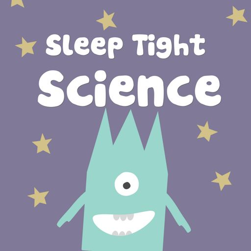 Cover art for podcast Sleep Tight Science