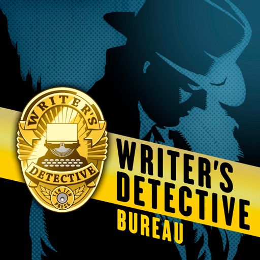 Cover art for podcast Writer's Detective Bureau