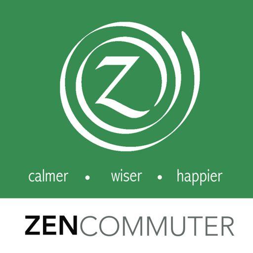 Cover art for podcast Zen Commuter