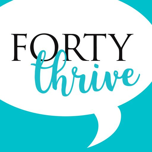 Cover art for podcast Forty Thrive