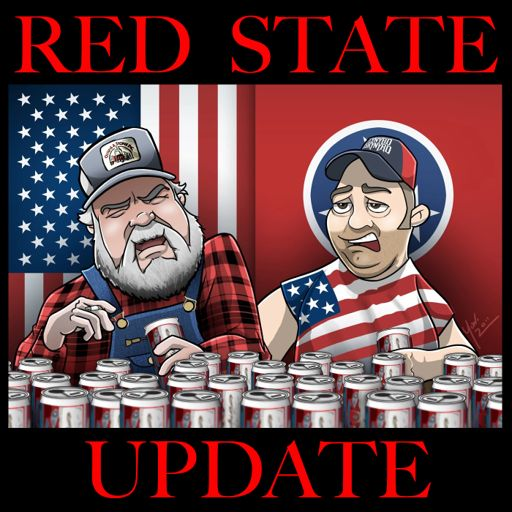 Cover art for podcast Red State Update