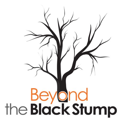 Cover art for podcast Beyond the Black Stump