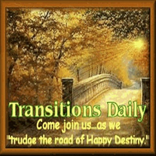 Cover art for podcast Transitions Daily Alcoholics Anonymous Recovery Readings Podcast
