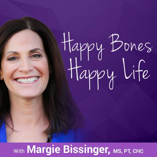 Cover art for podcast Happy Bones, Happy Life