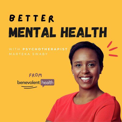 Cover art for podcast Better Mental Health