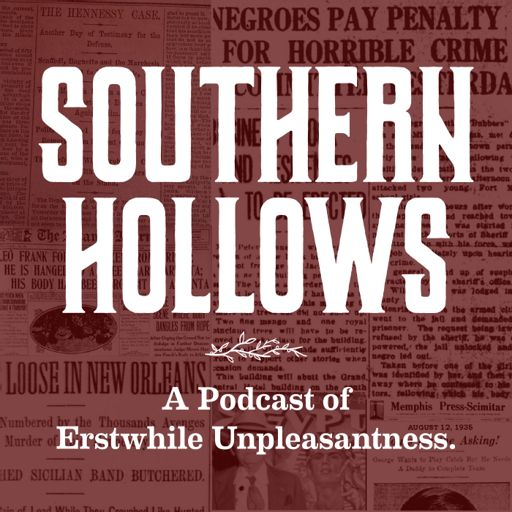 Cover art for podcast Southern Hollows
