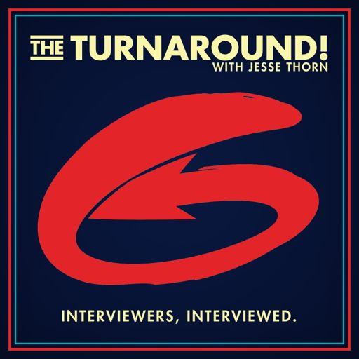 Cover art for podcast The Turnaround with Jesse Thorn