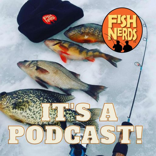 Cover art for podcast Fish Nerds Fishing Podcast