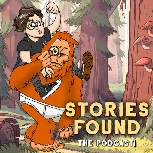 Cover art for podcast Stories Found