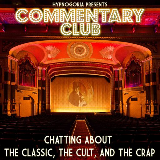 Cover art for podcast Commentary Club