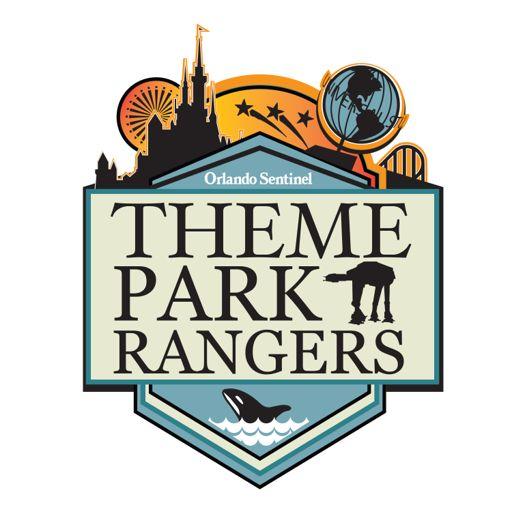 Cover art for podcast Theme Park Rangers