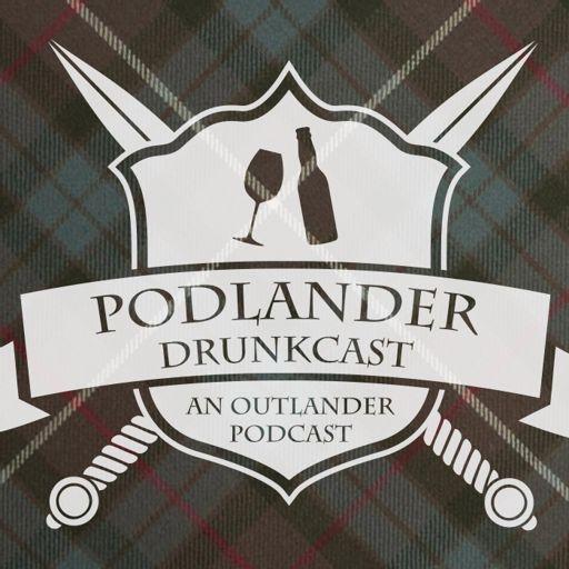 Cover art for podcast Podlander Drunkcast