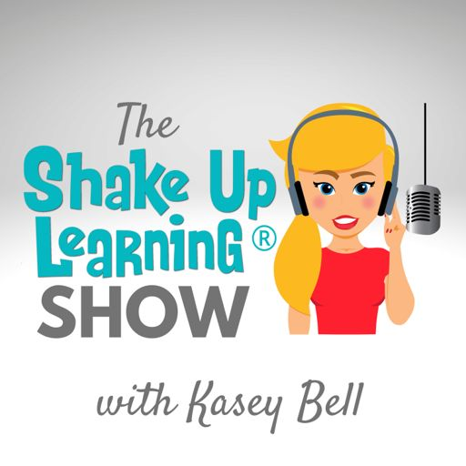 Cover art for podcast Shake Up Learning Show
